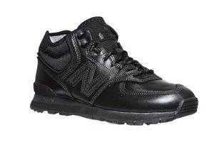 New Balance Herren MH574 Sneaker-Boots Schwarz
