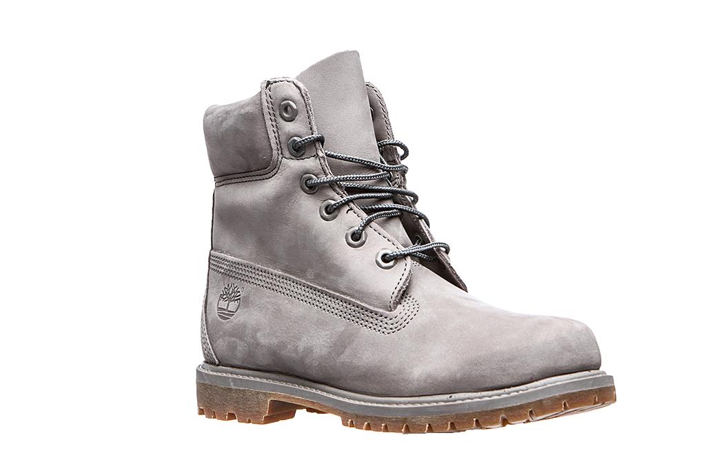 Timberland 6 inch Premium Boot Echtleder Stiefel Beige