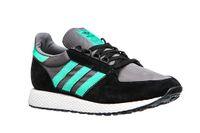 adidas Originals Herren Sneaker Forest Grove Schwarz Schuhe 001
