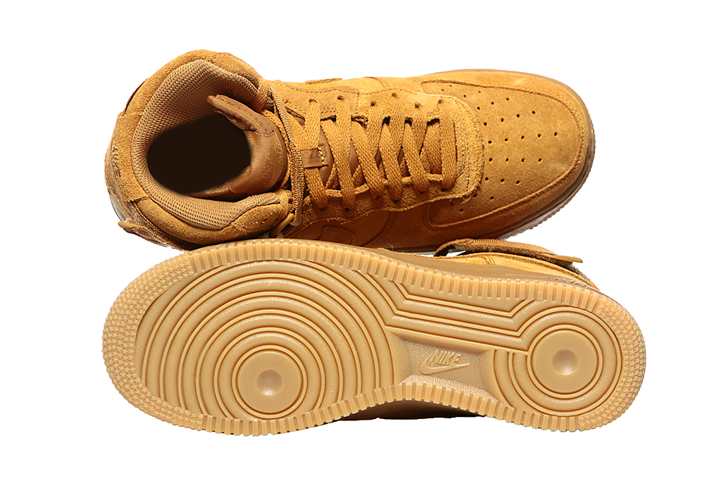Force Sneaker 1 Kinder Lv8 Nike Air Braun j5ARL4