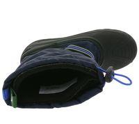 kamik wärmeisolierende GORE-TEX Kinder Winter-Stiefel Navy – Bild 6
