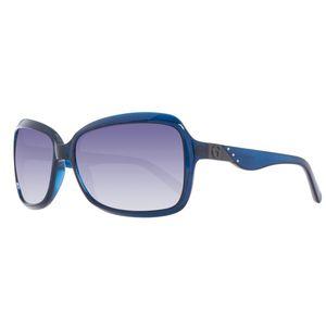 Guess Sonnenbrille Damen Blau – Bild 1