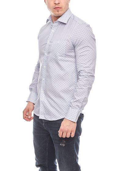 Studio Coletti chemise simple homme blanc
