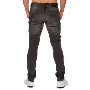 Tazzio Fashion Hose Herren-Jeans Slim Fit Used Look – Bild 4
