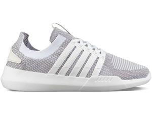 K-Swiss Herren Sneaker Weiß Schuhe – Bild 1