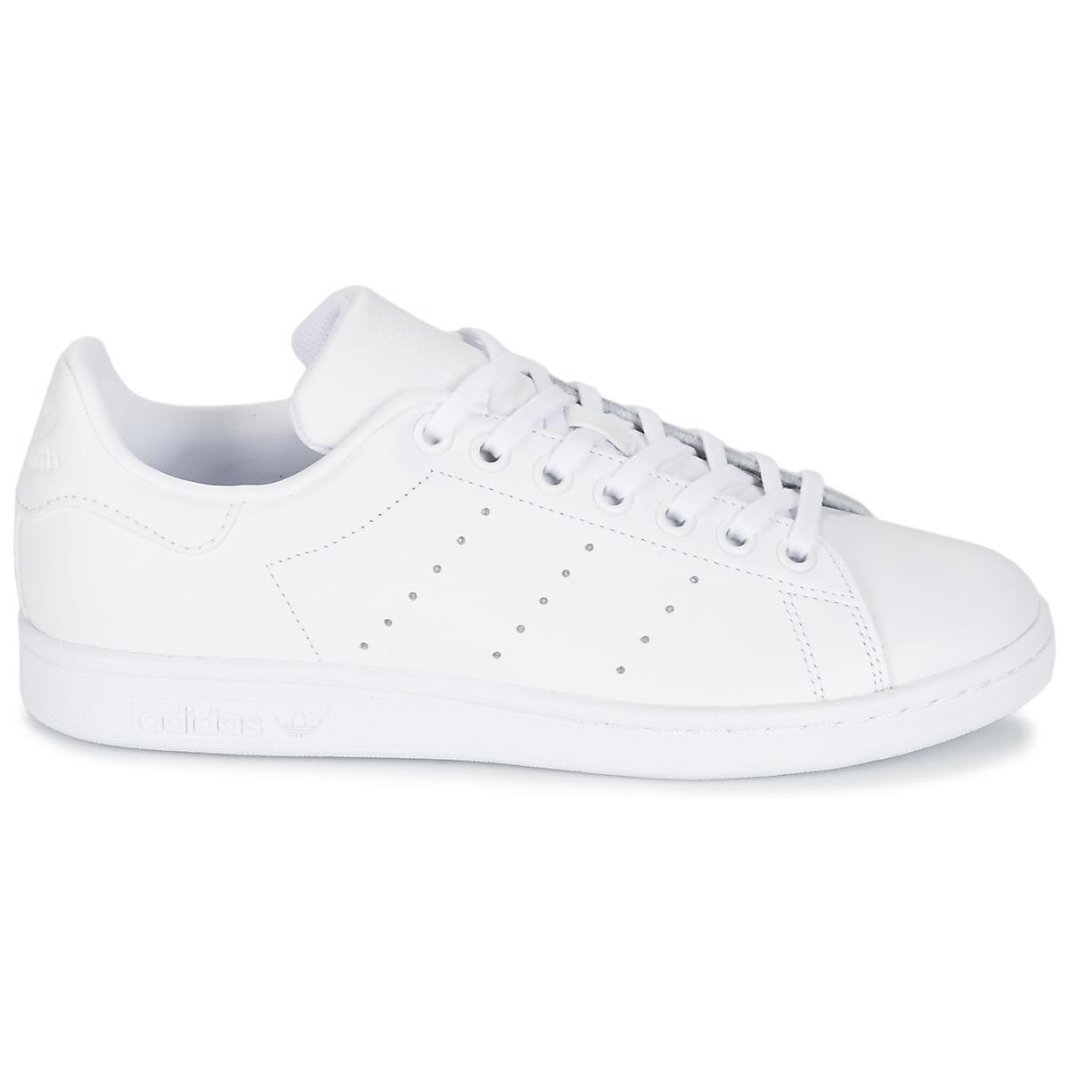 Damen Adidas Schuhe Damen Adidas Weiß Sneaker 0Nmwnyv8O