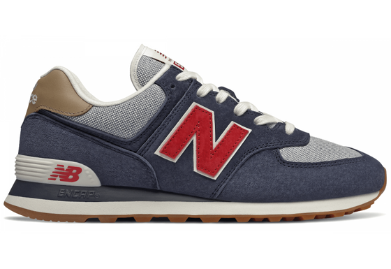 New Balance coole Herren Sneaker ML574 Blau