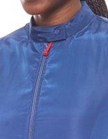 AjC leicht wattierte Damen-Jacke Bikerjacke Hüft-Jacke in Kurzform