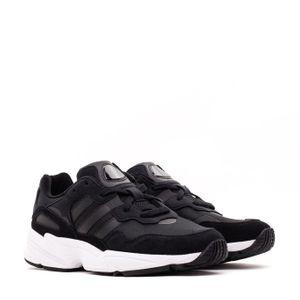 adidas Originals coole Herren Sneaker Sportschuhe Yung-96 Schwarz Schuhe