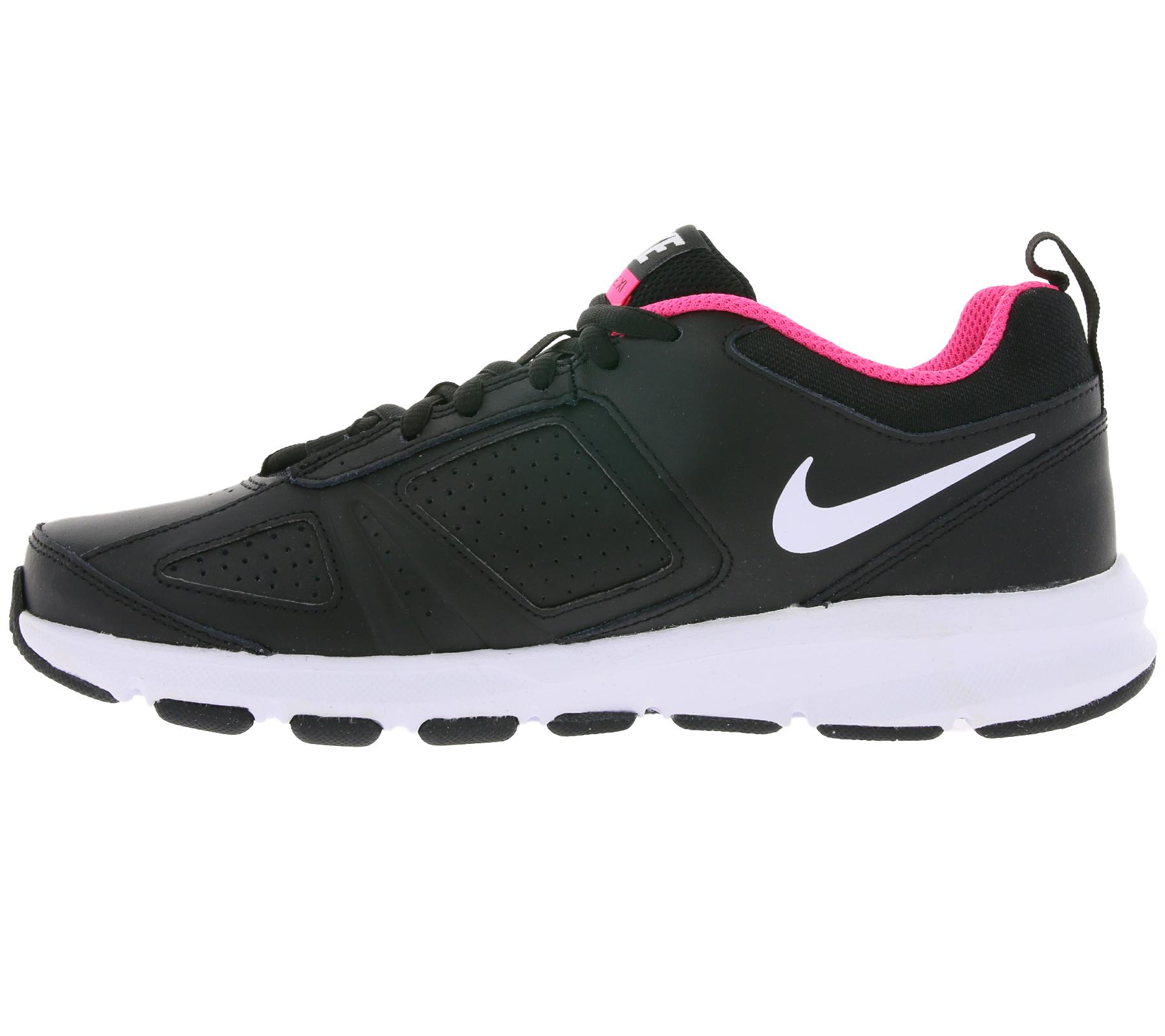 NIKE Schuhe klassische Damen Sportschuhe T Lite XI Schwarz