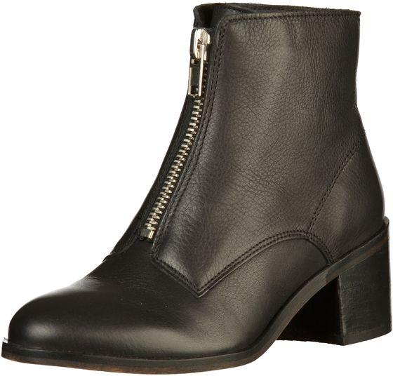 BULLBOXER Damen Stiefeletten Schwarz Schuhe