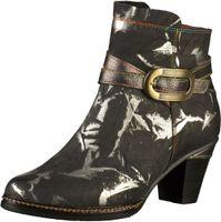 Laura Vita Damen Stiefeletten Schwarz Schuhe 001