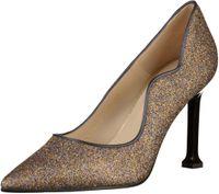 Lodi Damen Pumps Beige Schuhe 001