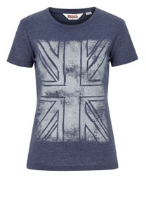 Lonsdale T-Shirt Damen Navy