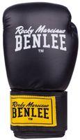 BENLEE Rocky Marciano Boxhandschuhe Unisex – Erwachsene Schwarz-Rot