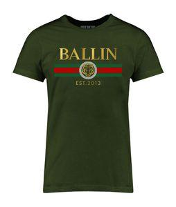 Ballin Est. 2013 Herren T-Shirt Grün