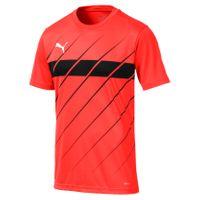 PUMA ftblPLAY Graphic Herren T-Shirt Rot-Schwarz – Bild 1