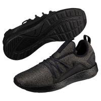 PUMA NRGY Neko Knit Herren Low Boot Sneaker Sportschuhe Schwarz
