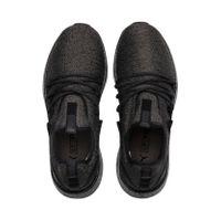 PUMA NRGY Neko Knit Herren Low Boot Sneaker Sportschuhe Schwarz Schuhe – Bild 5