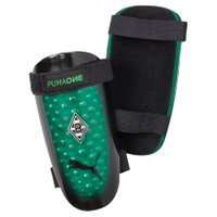 PUMA BMG One 5 Shin Guard Schienbeinschoner Power Grün-Schwarz