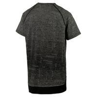 PUMA N.R.G. SS Tech Herren T-Shirt Schwarz – Bild 5