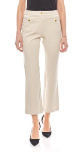 vivance collection Hose stylische Damen Businesshose Kurzgröße Beige – Bild 2
