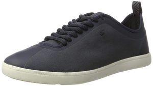 Boxfresh Schuhe klassische Herren Sneaker Wieland Canvas Navy