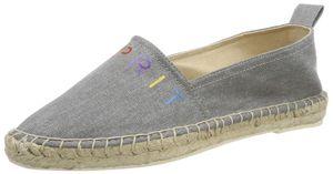 ESPRIT Schuhe klassische Damen Espadrilles Grau