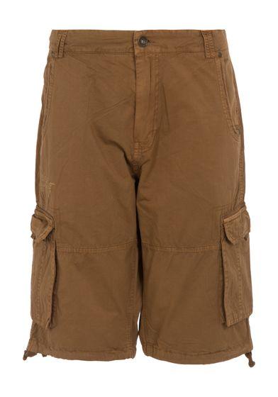 GOOD YEAR Broadus Herren Bermuda Shorts Camel