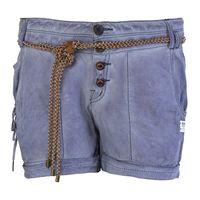 khujo Damen Shorts Lilac 001