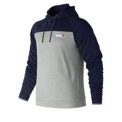 New Balance MT81531 Athletics Pullover - Pigment Sweater 001