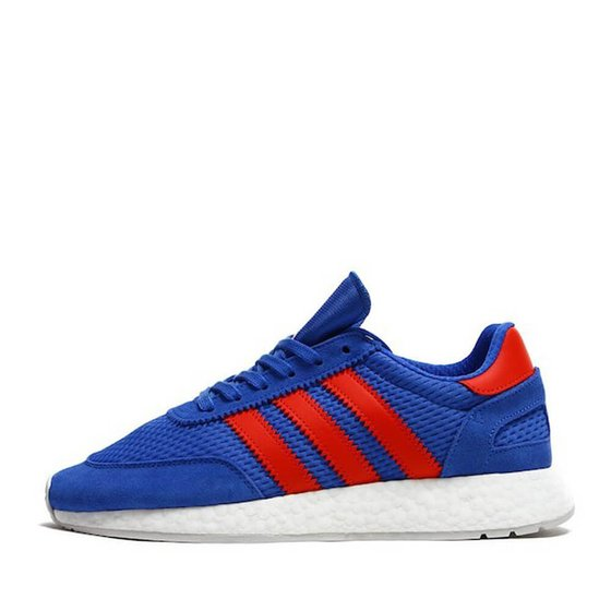 Adidas I-5923 Runner Boost - Hi-Res Blue / Solar Red / Grey One Sneaker