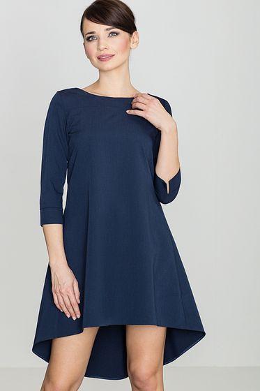 Lenitif Damen Kleid Navy