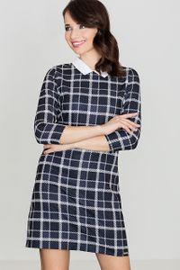 Lenitif Damen Kleid Mehrfarbig