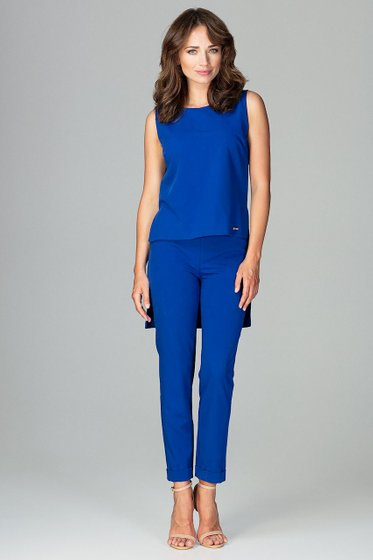 Lenitif Damen Suits Blau