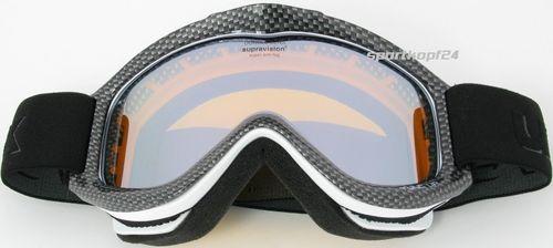 uvex tune up Skibrille - white mat