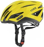 uvex ultrasonic race Rennradhelm - yellow shiny