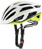 uvex race 5 Rennradhelm - white-lime