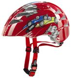 Fahrradhelm uvex kid 1 Kinderhelm - cars red