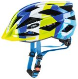uvex air wing Fahrradhelm - blue green