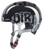 Skaterhelm uvex Kid 3 - dirtbike black