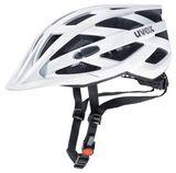 uvex i-vo cc Fahrradhelm - white mat