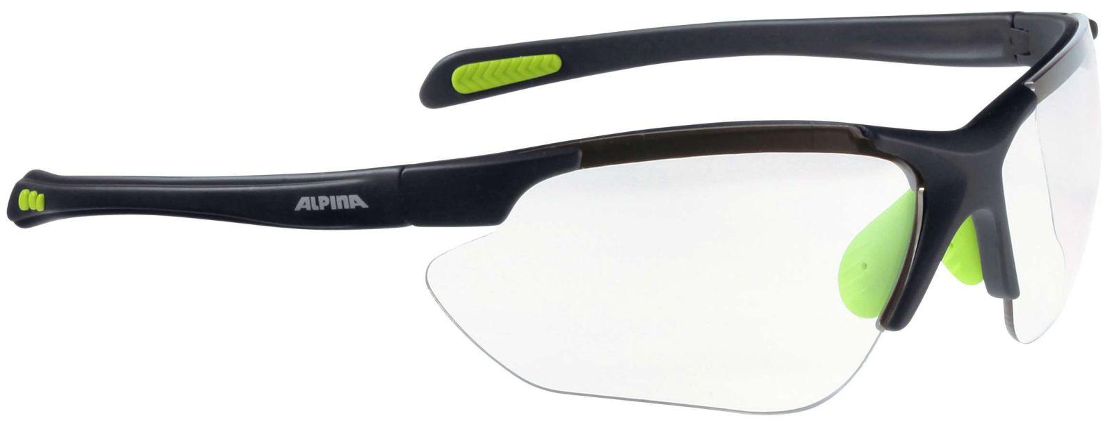 Alpina Sportbrille »Jalix«, weiß, weiß