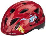 Alpina Ximo Kinder Fahrradhelm - firefighter
