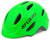 Giro Scamp Kinder Fahrradhelm - green/lime