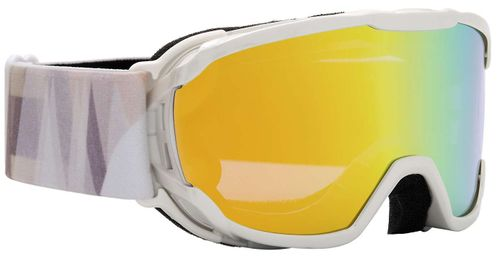 Alpina PHEOS JR. MM Skibrille - pearl white