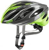 uvex boss race Rennradhelm - grey neon green