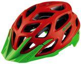 Alpina Mythos 3.0 L.E. Fahrradhelm - neon red green mat