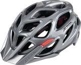 Alpina Mythos 3.0 Fahrradhelm - dark-silver black-red