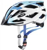 uvex air wing Fahrradhelm - blue white